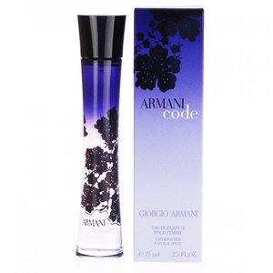 Armani Code women 75 ml (EdP)
